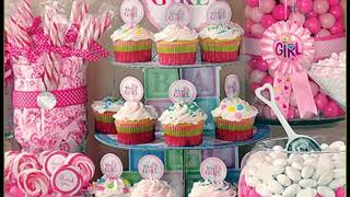 Creative baby shower decor ideas