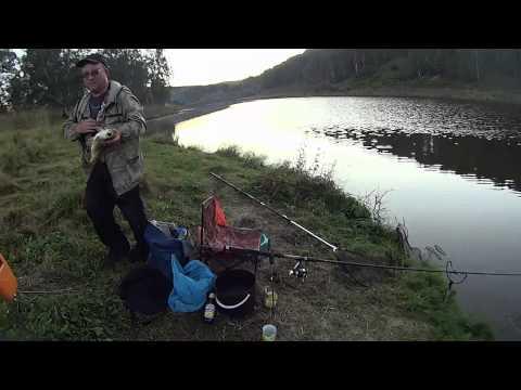 рыбалка в междуреченске самарской области