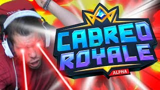 CABREO ROYALE / Realm Royale gameplay humor