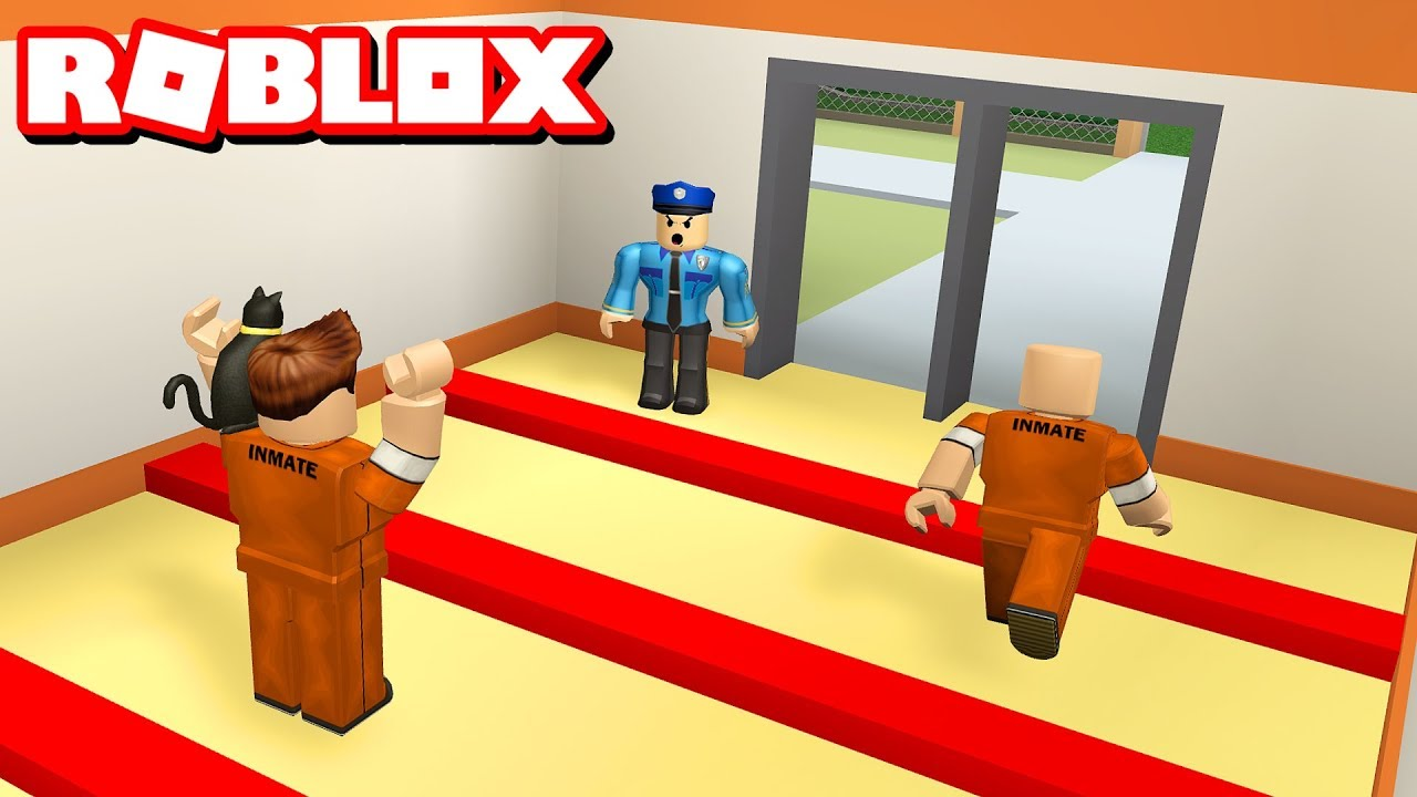 JAILBREAK OBBY!! | Roblox Adventures
