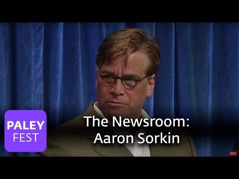 The Newsroom - Aaron Sorkin On The Newsroom's Season 2 Storylines