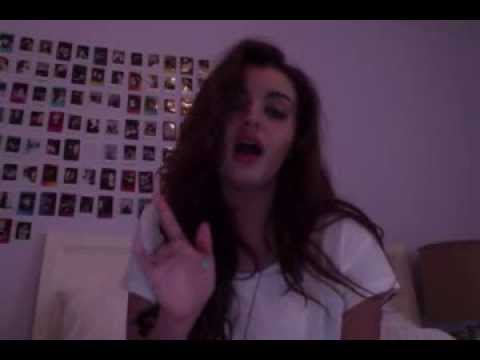 Royals (No Autotune) - Lorde - Cover by Rebecca Black