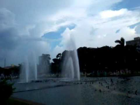 Events at Rizal Park, Philippines ( with my family)