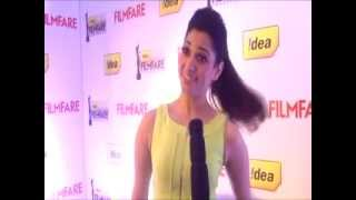 Madrasi - 68th South Filmfare Awards Tamanna's Hindi with Madrasi accent! Her next film is with Akshay Kumar
