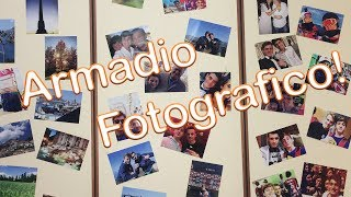 UN ARMADIO PIENO DI FOTO! [Room Update pt.1][Come fare per attacher le foto] by iLudotech