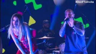 download musica Anitta J Balvin - Machika Live en Don Francisco te Invita