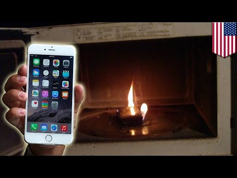 iOS 8 hoax: Fake ad tells iPhone users they can charge their devices using a microwave