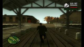 GTA IV to SA Liberty Preview