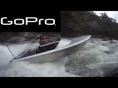 GoPro Jetboat sinks again!