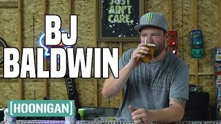 [HOONIGAN] A BREW WITH: BJ Baldwin
