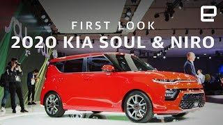 Kia Soul and Niro EV First Look: Kia goes the distance