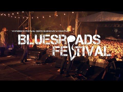 Bluesroads Festival 2015 | 20-24 Maja | Kraków | Wstęp Wolny