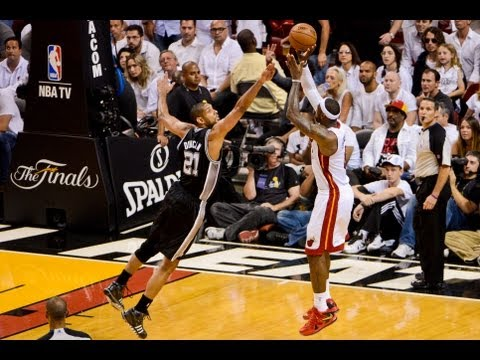 Take a look at the best of the best plays from the reigning Miami Heat in the 2012-13 NBA season! About the NBA: The NBA is the premier professional basketba...
