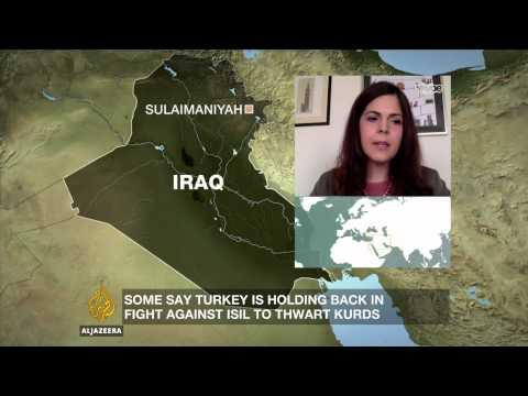 The Kurds' quest for a homeland