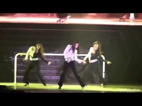 [Fancam] 120212 Yoona – 4 Minutes Girls' Generation Tour in Bangkok