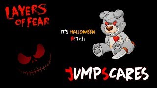 """Are You Scared Of Teddy Bears?  """"JUMPSCARES"""""""