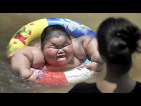 Lu Hao World's Fattest Kid Ever! Music Videos