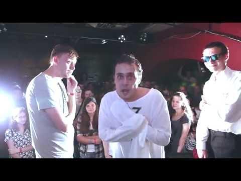 Разнос на SLOVO победителя Versus Fresh Blood (Rap Battles ХХОС vs DEEP-EX-SENSE)