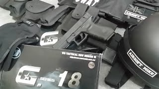 WE GLOCK 18C GEN 4 GAS BLOWBACK
