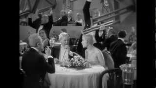 God's Gift to Women (1931) Laura La Plante Frank Fay Deco Pre-Code Film Scene