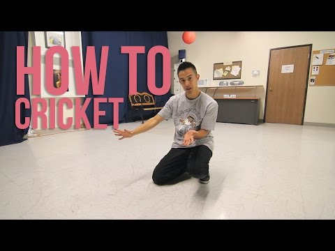 How to do Crickets | Power Move Basics | Beginners Guide thumbnail