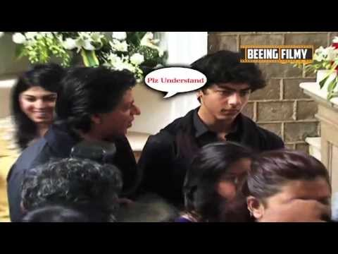 Why Was Aryan Khan Angry?