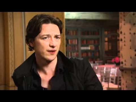 James McAvoy-TIFF 2010