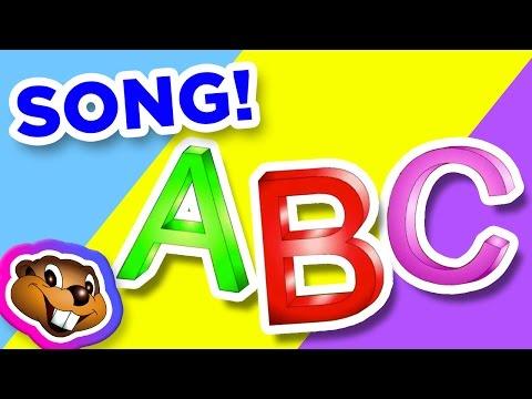 ABC Alphabet Song  Kids Learn English Ba Music