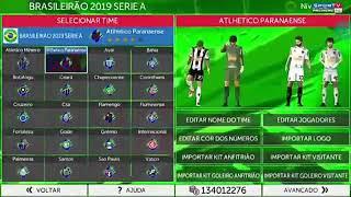 SAIUUU!NOVO FIFA 15.0 SUL AMERICANO COM LIBERTADORES BRASILEIRAO SERIE A E B