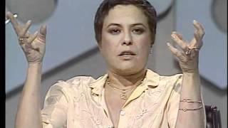 Elis Regina Última Entrevista Editada Jogo Da Verdade