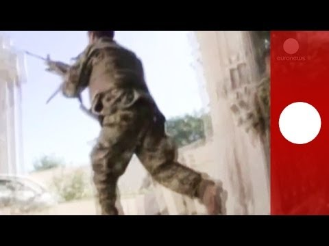 Moment of deadly attack on Indian consulate in Afghanistan caught on camera