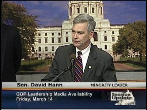 SESSION UPDATE: GOP leaders weekly media availability