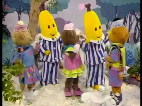 Bananas in pyjamas wihtout music intro-  few episodes combined. Halal