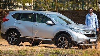 Honda CR-V Diesel Automatic AWD - Soft-Roader | Faisal Khan