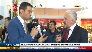 Doğanlar Tarım Makinaları -AgroExpo Fuar Özel Canlı Yayın / Çiftçi TV
