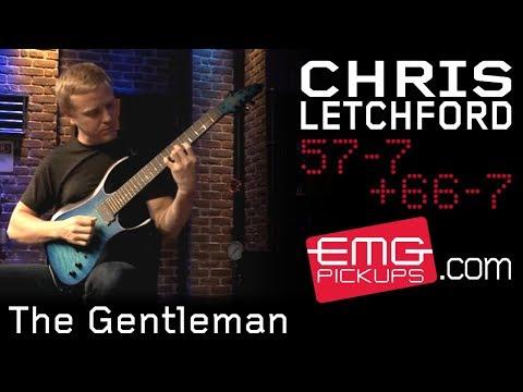 Chris Letchford performs