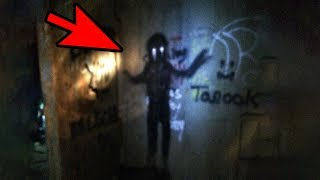 Ghost Caught On Camera 5 SHADOW PEOPLE