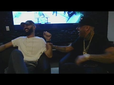 Nicky Jam: Backstage Con Maiky MT