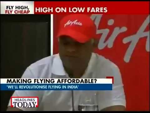 AirAsia aims to start operating in India from Oct, hopes to bring down airfare