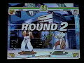 SFIII: 3rd Strike - Ken [Daigo] vs Chun Li [Justin Wong]