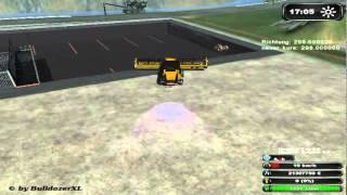 game, Tiefgarage mit Aufzug, Tiefgarage mit Aufzug LS 2011, Landwirtschaft Simulator, Farming Simulator, winda, parking
