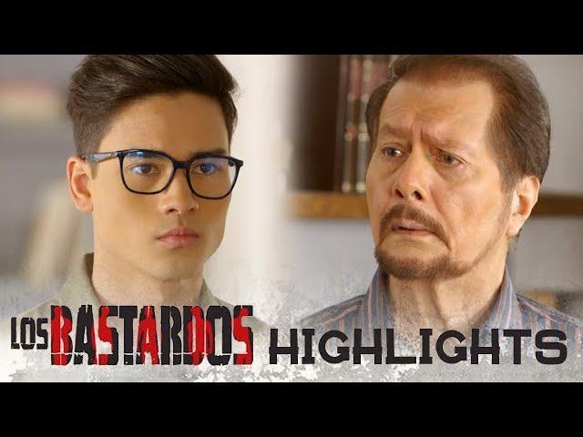 PHR Presents Los Bastardos: Matteo, kinausap si Don Roman | EP 74