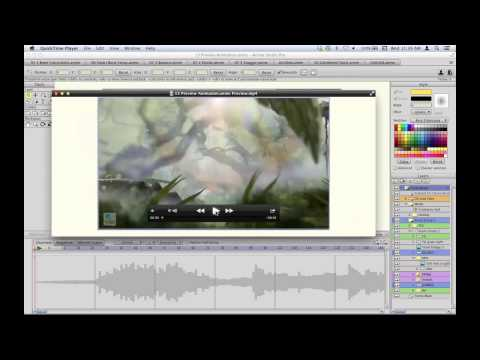 Anime Studio Webinar:  Anime Studio 10 New Features Overview