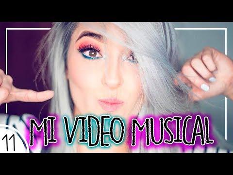 ¿Cómo grabé mi VIDEO MUSICAL de 3 Millones? - detrás de cámaras | By Kika Nieto