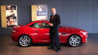 2014 Mercedes-Benz SLK-Class Review