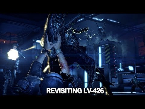 Aliens Colonial Marines: Revisiting LV-426