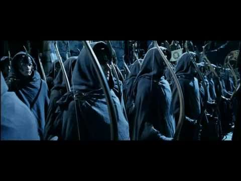 |HD| Lord of the Rings - Elves arrive at Helm's Deep Music Videos