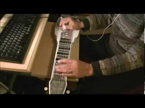Lag ja Gale Ki Phir - (Woh Kaun Thi) Lap Steel Guitar Cover...