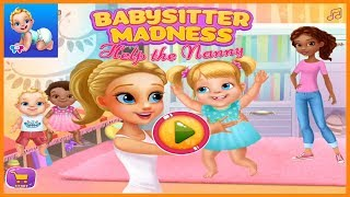 Babysitter game play video for kids