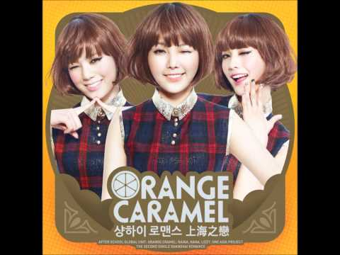 Orange Caramel - The Day You Went Away 第一次爱的人 (lyrics In Description Box) video